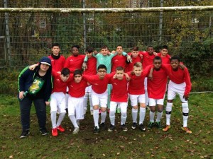 Fußball Quali November 2015