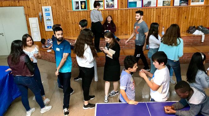 24 + 24 = Lernen und Lachen – Kick-Off SchülerMentoren